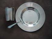 set de 3 objets pour baptême métal argenté 75 Paris 18 (75)