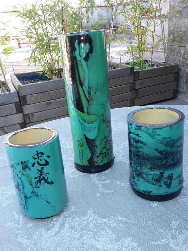 Objets Uniques de décoration en Bambou 30 Béziers (34)