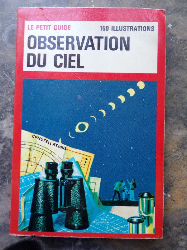 Observation du ciel Le petit guide 150 illustrations couleur 4 Laval (53)
