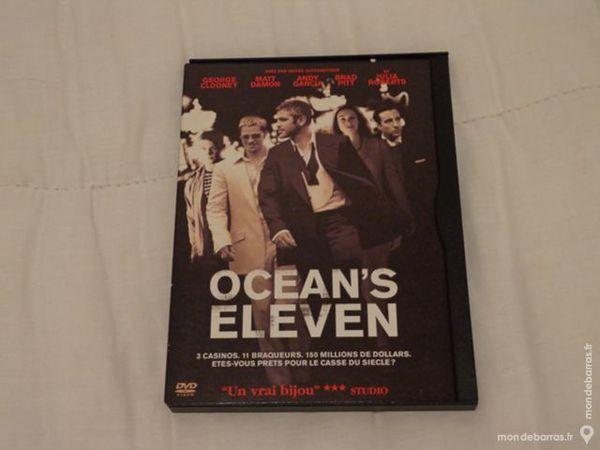 DVD Ocean's Eleven DVD et blu-ray