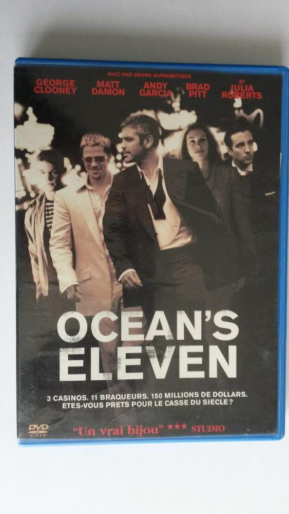 DVD - Ocean's Eleven 0 Montigny-le-Bretonneux (78)