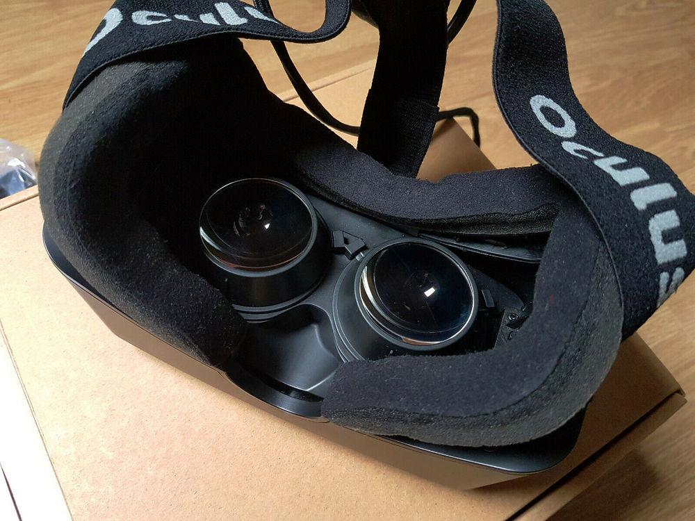 Oculus Rift DK2 (COMPLET) 175 Paris 18 (75)