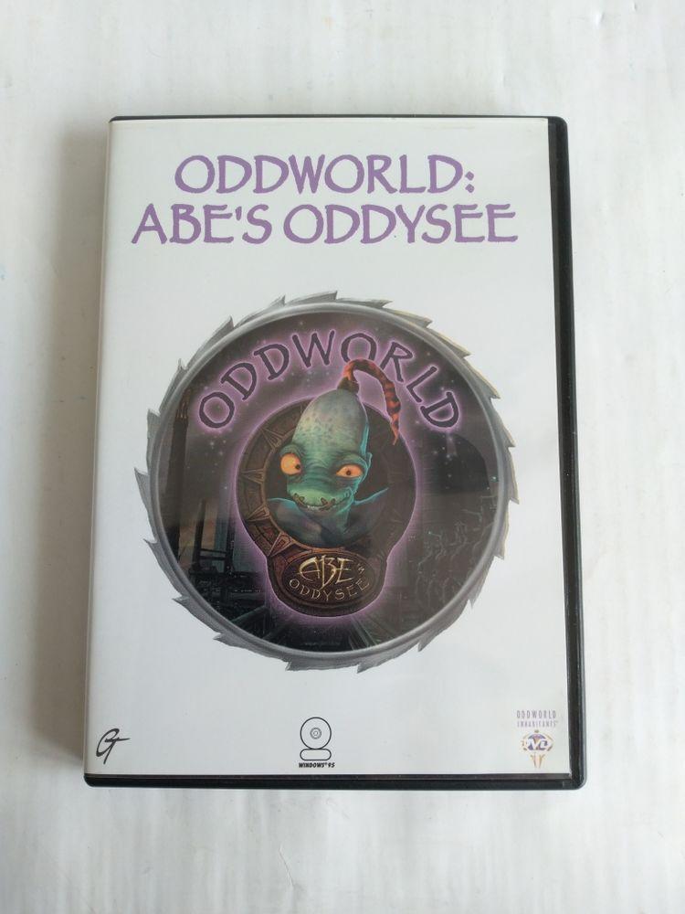 Oddworld Abe's Oddysée 5 Calais (62)