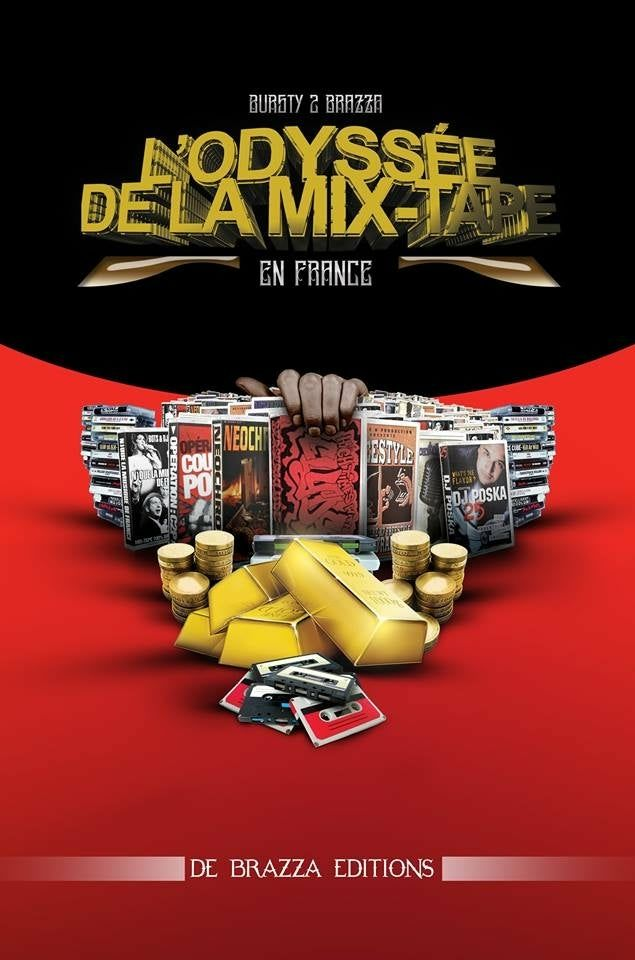 l ' odyssée de la mixtape 50 Paris (75)
