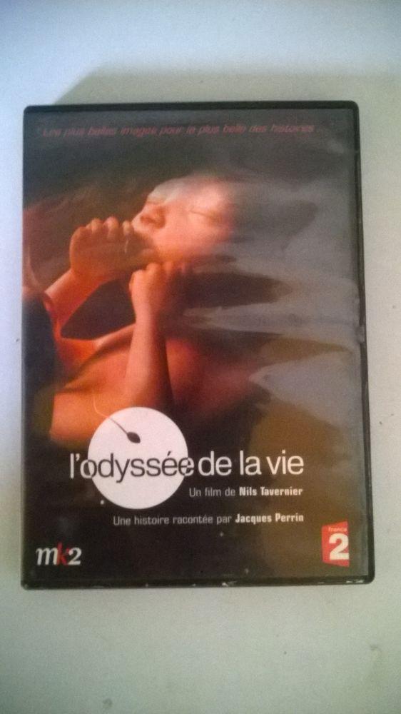 DVD L'Odyssée de la vie Nils Tavernier 2005 9 Talange (57)