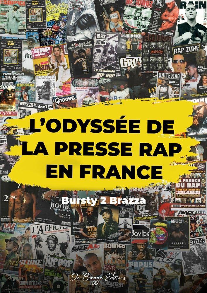 l ' odyssée de la presse rap en france 50 Paris (75)