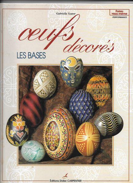 Les oeufs décorés 0 Mulhouse (68)