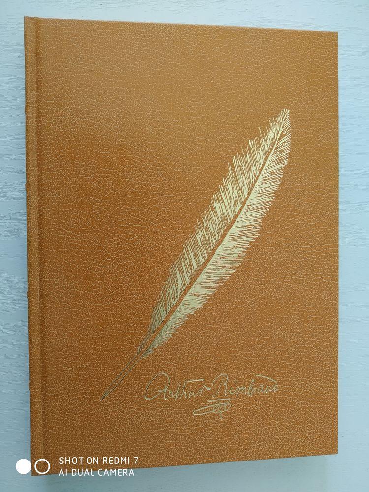 Oeuvre Poétique d'Arthur Rimbaud 30 Tinqueux (51)