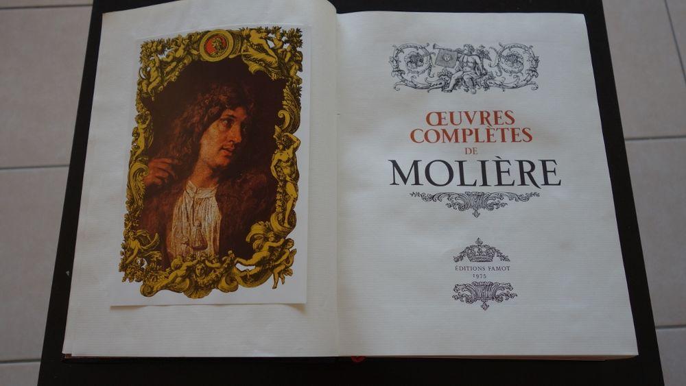 Oeuvres complètes Molière 15 Hyères (83)