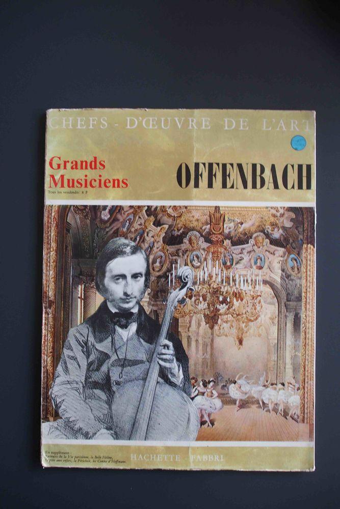 OFFENBACH - Les grands musiciens 8 Rennes (35)
