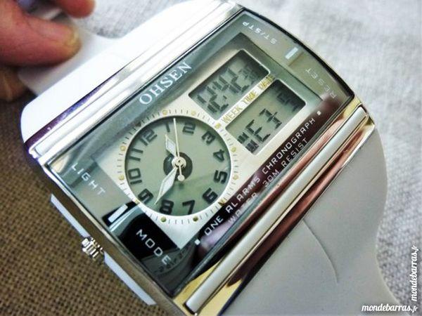 OHSEN montre sport multifonctions homme 2010 DIG00 Bijoux et montres