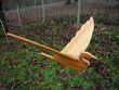 Oiseau mobile bois/oiseau volant/cigogne/mouette Jeux / jouets