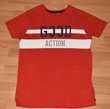 OKAIDI.  Tee-shirt rouge. 14 ans. Coton. Okaidi. Très bon ét