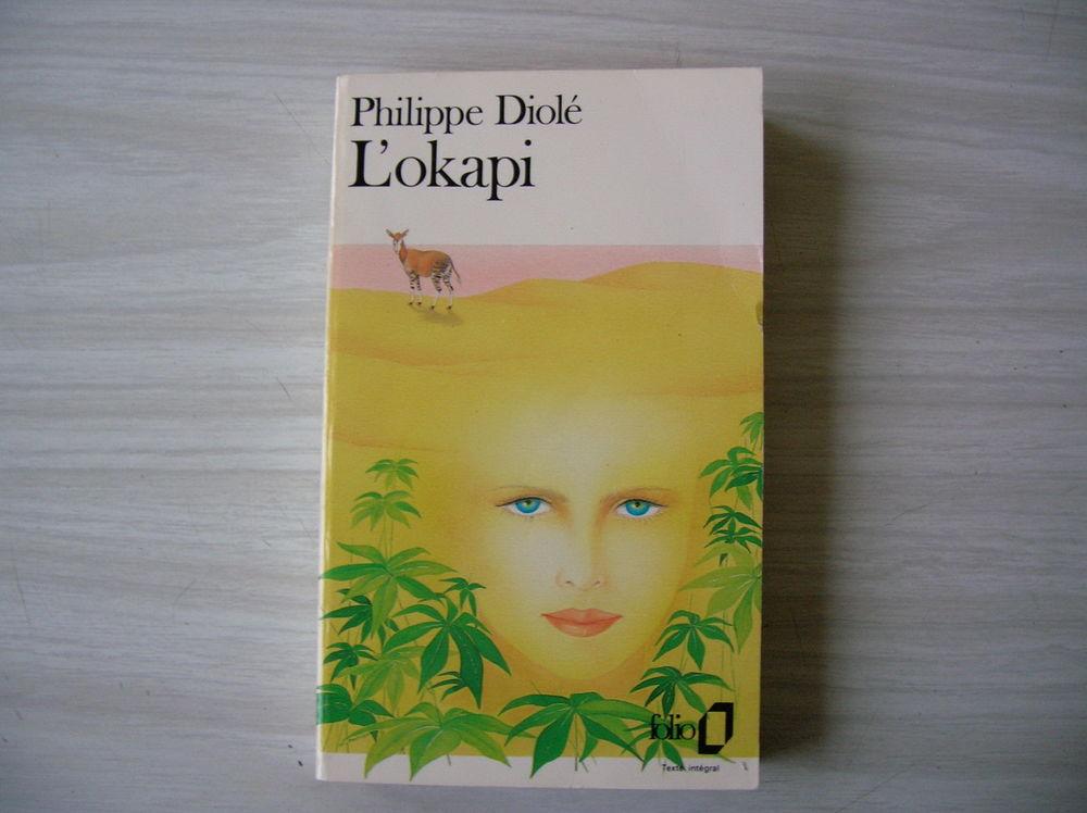 L'okapi Philippe DIOLE 4 Nantes (44)
