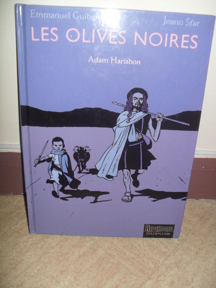 LES OLIVES NOIRES DE ADAM HARISHON  5 Saint-Michel-sur-Orge (91)