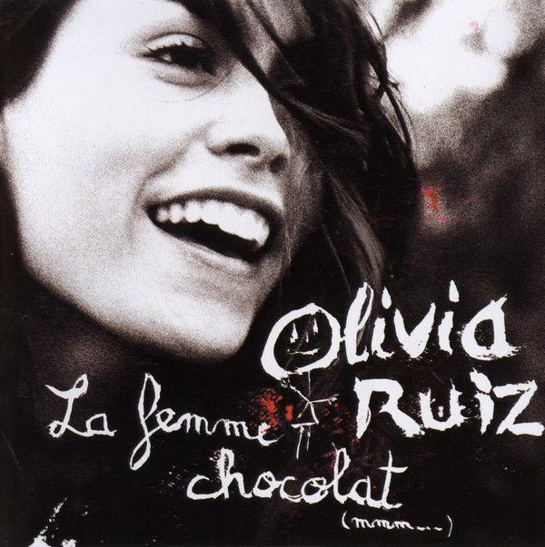 cd Olivia Ruiz  La Femme Chocolat 'état neuf) 4 Martigues (13)