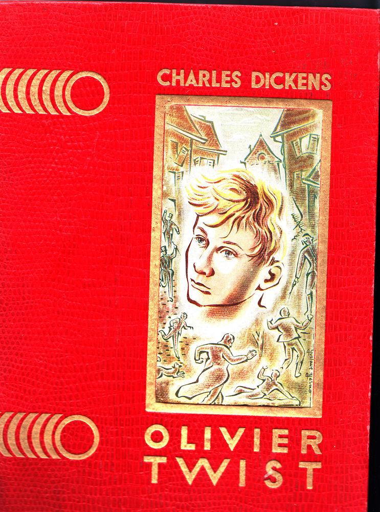 614 OLIVIER TWIST.  DICKENS CH. Edité par GEDALGE, 1952 0 Lunel (34)