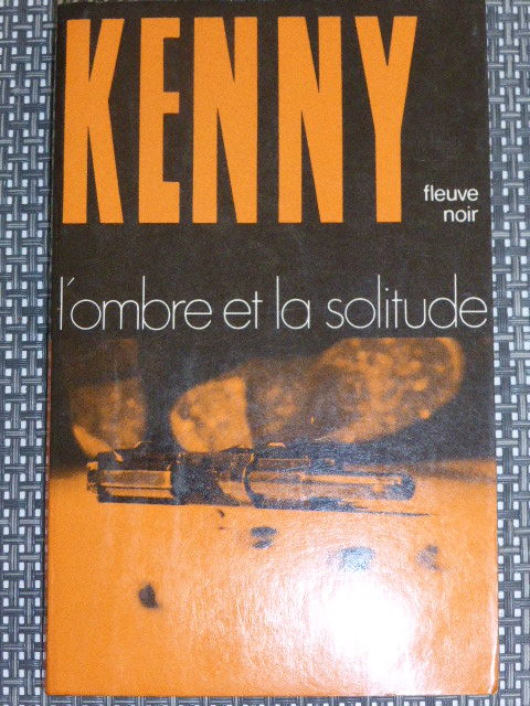 L'ombre et la solitude  Kenny 2 Rueil-Malmaison (92)