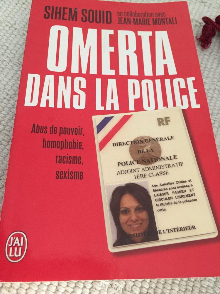 OMERTA DANS LA POLICE   SIHEM SOUID 4 Saint-Genis-Laval (69)
