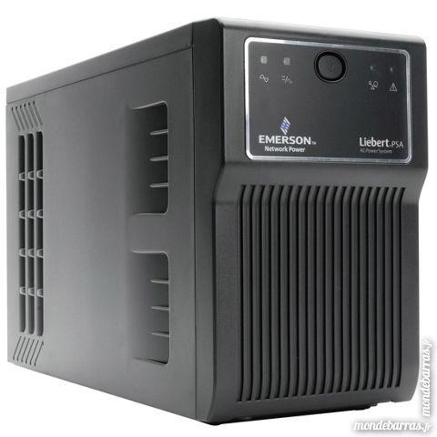 ONDULEUR EMERSON 1000 VA batteries neuves Matériel informatique