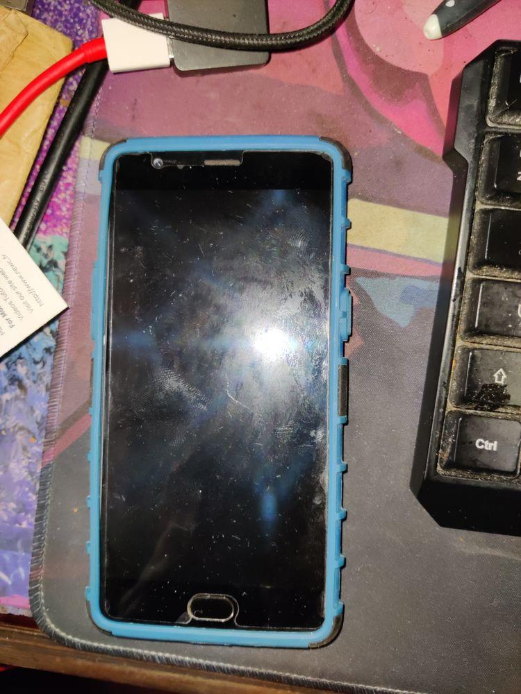 OnePlus 3T Dual SIM 64GB A3003 Gray 100 Nice (06)