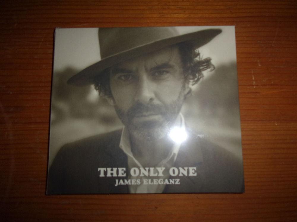 CD The Only One de James Eleganz (Neuf) 12 Ardoix (07)