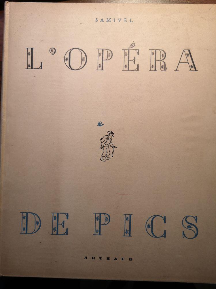 L'OPERA DES PICS Samivel 199 Saint-Victoret (13)