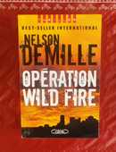 OPERATION WILD FIRE de Nelson Demille 5 Attainville (95)
