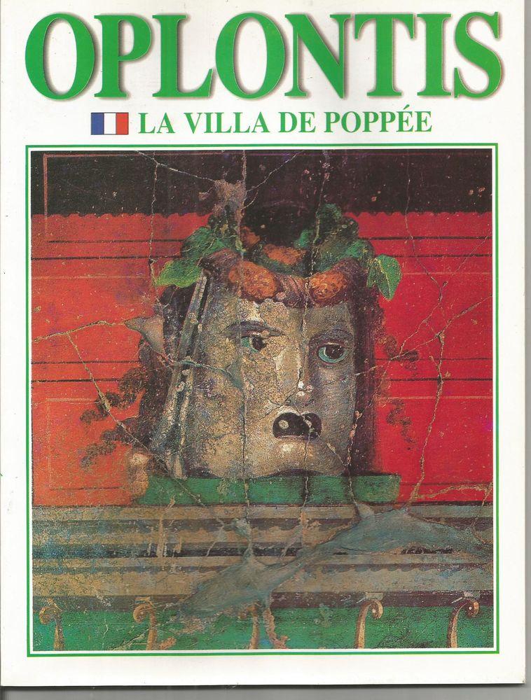 OPLONTIS La villa de POPPEE 8 Montauban (82)