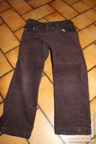 lot orchestra pantalon velours t-shirt 4 ans 14 Wervicq-Sud (59)