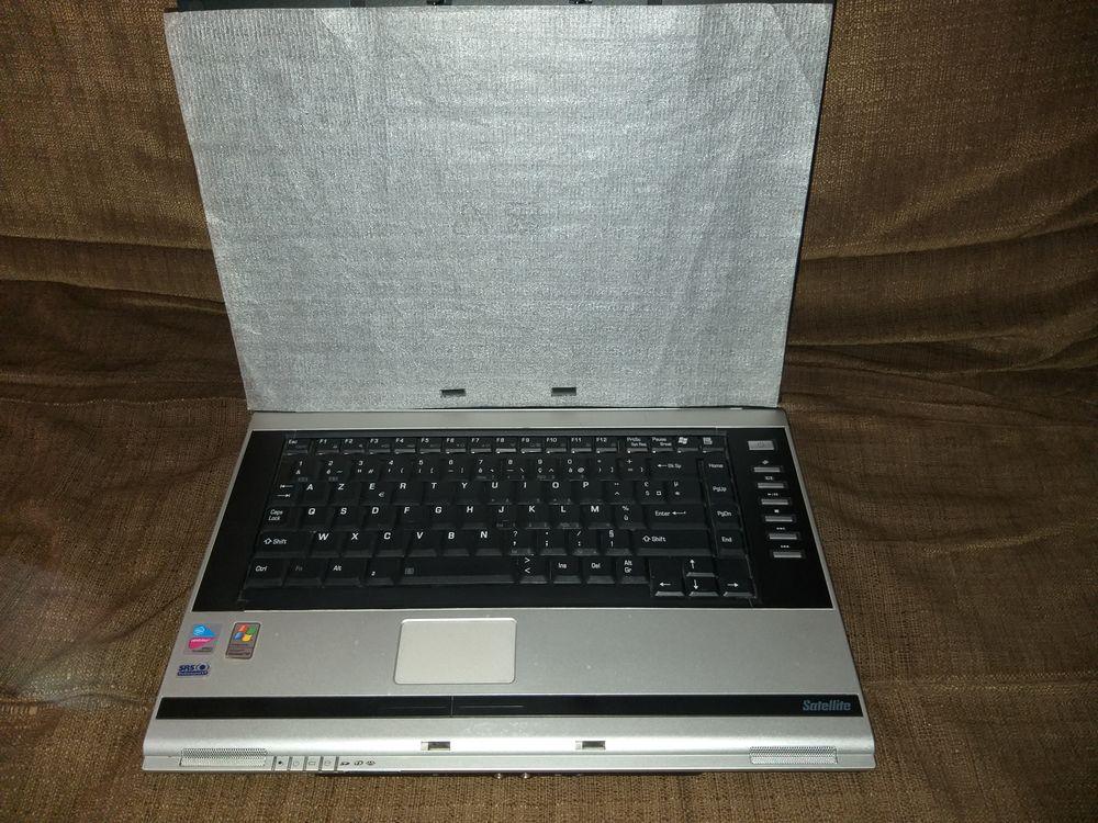 Ordi portable Toshiba M70-168 100 Marseille 8 (13)