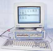 PC ordinateur Amstrad 1512 DD de 1987 (Rare) 280 Avignon (84)