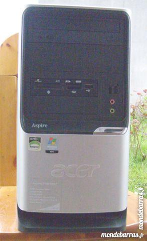 Ordinateur bureau Win 7 Acer Aspire Athlon AM2 90 Savigny-sur-Orge (91)