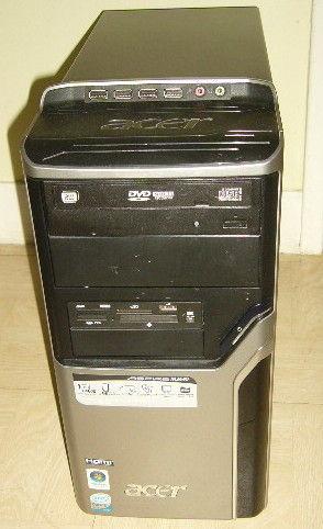 ordinateur bureau ACER M3640 à réoarer 60 Versailles (78)