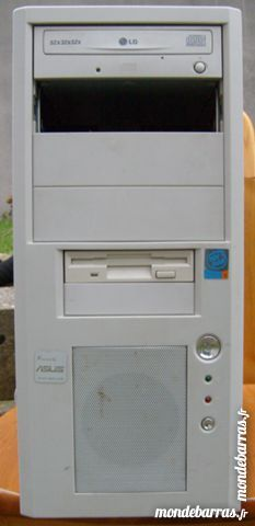 Ordinateur de bureau Asus P4 Pentium 4 50 Savigny-sur-Orge (91)