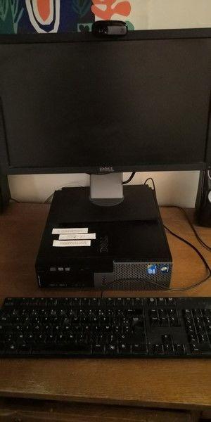 Ordinateur de bureau Optiplex-2 Matériel informatique