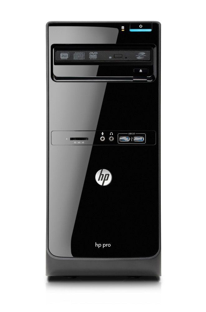 Ordinateur Bureautique HP Pro 3500 220 Germignac (17)