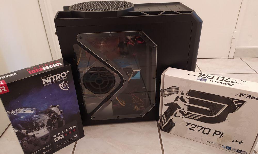 PC Ordinateur GAMERS Haut de gamme Reconditionné I7 6700   0 Mulhouse (68)