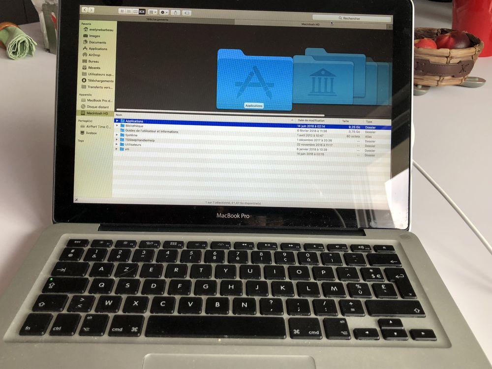 Ordinateur MacBook Pro 13 pouces 700 Aulnay-sous-Bois (93)