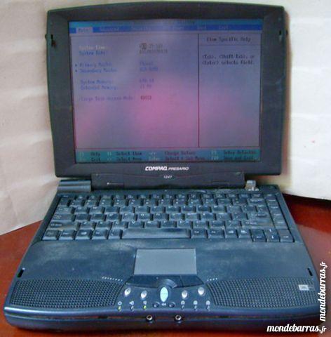 Ordinateur portable Compaq Presario 1247 30 Savigny-sur-Orge (91)