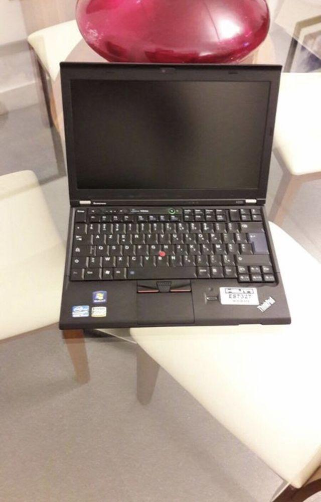Ordinateur portable Lenovo ThinkPad x220 300 Garges-lès-Gonesse (95)