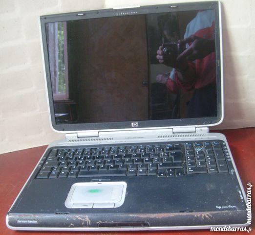 Ordinateur portable Pavilion ZD8000 non testé 70 Savigny-sur-Orge (91)