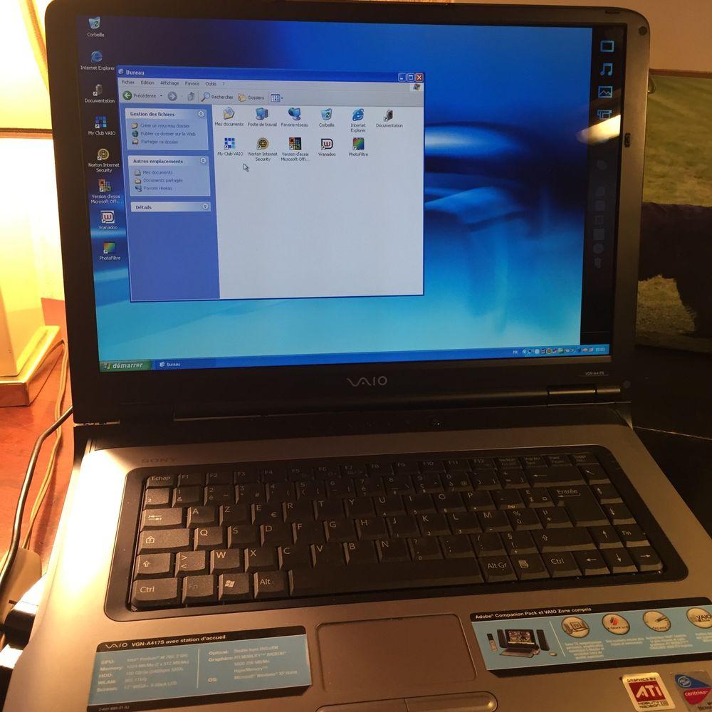 ordinateur portable Sony Vaio et son équipement  200 Massy (91)