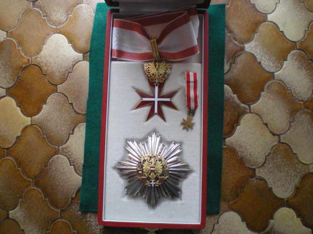 Ordre National de la République d'Autriche 1952. 650 Caen (14)