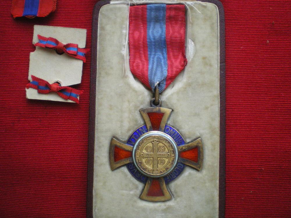 Ordre de Saint-Benoît.