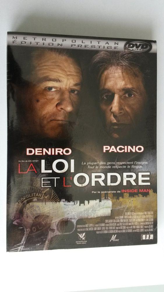 DVD - La Loi et l'Ordre 0 Montigny-le-Bretonneux (78)