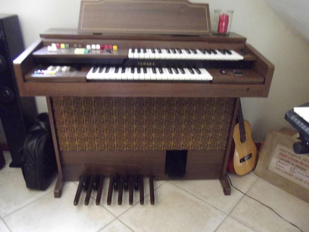 orgue 2 claviers Yamaha 50 Sorèze (81)