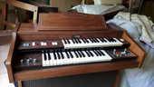 Orgue électrique en bois farfisa  0 Meulan (78)