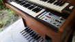 Orgue électrique en bois farfisa Instruments de musique