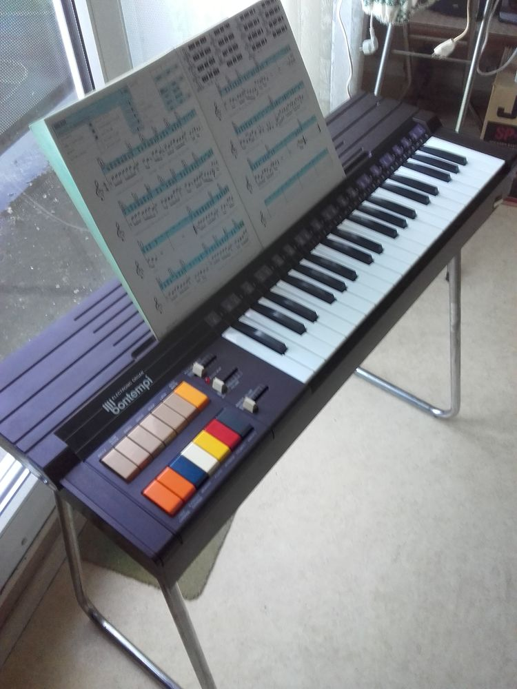 Orgue électronique Bontempi  15 Laon (02)
